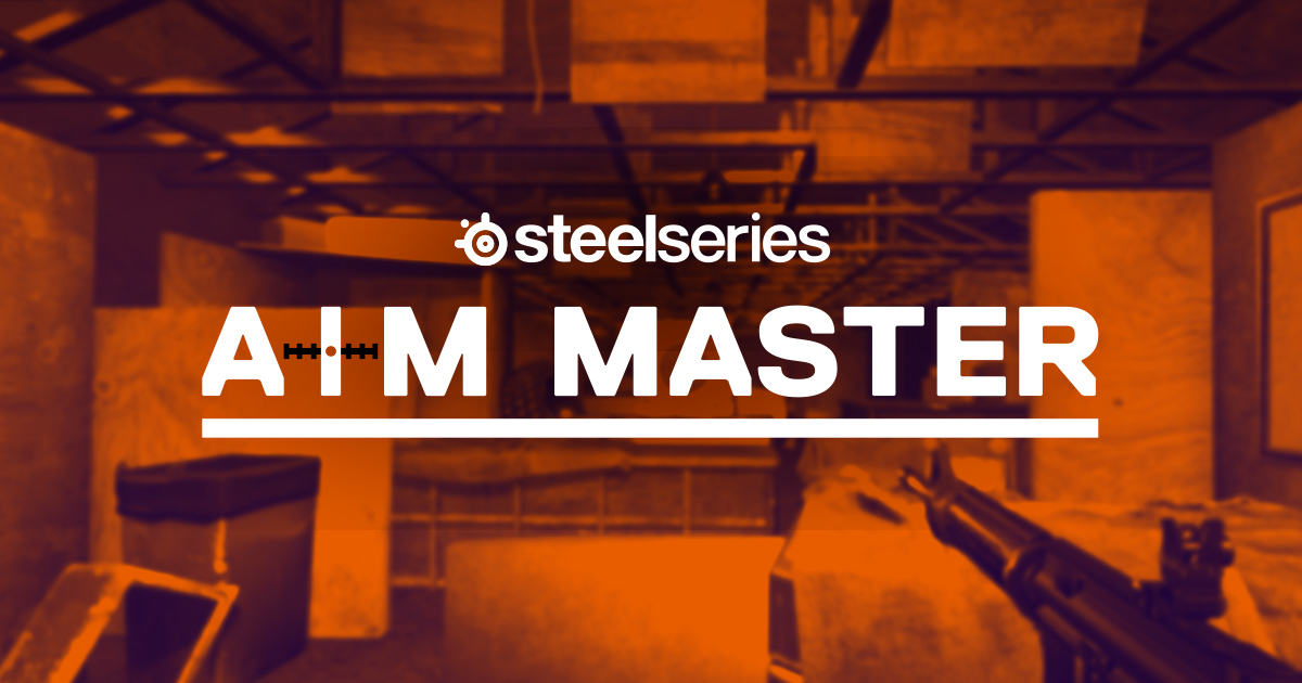 Steelseries Aim Master